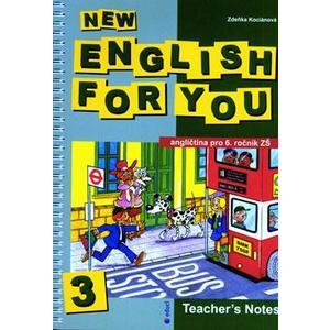 New English for you 3 - Teacher's Notes (6.ročník ZŠ)