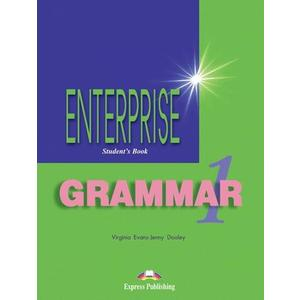 Enterprise 1 Beginner - Grammar Student's Book