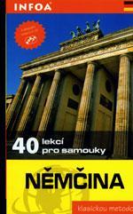 Němčina - 40 lekcí pro samouky bez CD  / DOPRODEJ