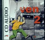Ven nuevo 2 - CD k pracovnímu sešitu (Libro de ejercicios)