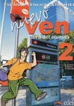 Ven nuevo 2 - učebnice bez CD